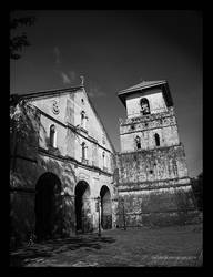 Baclayon Church by zerofunk
