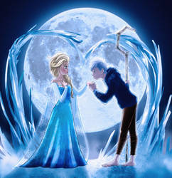 Frozen Love by LadyMignon
