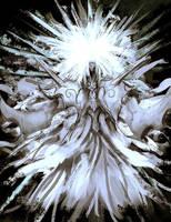 breach through the darkness by Alveeus