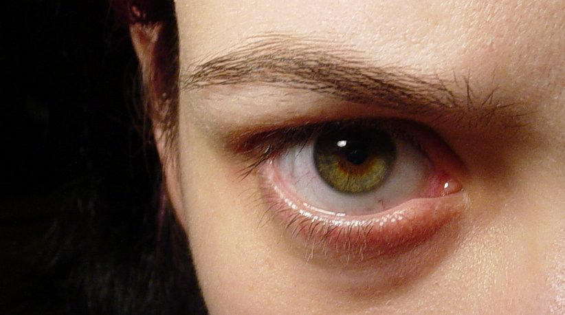 eye with attitude by zenkatydid
