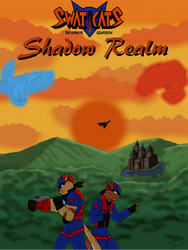 SWAT Kats Shadow Realm cover by ArgentDraconis