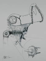 CRONUS SKETCH 5 by Titanslicer