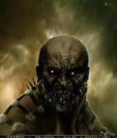 CRONUS FACE - FINAL VERSION - by Titanslicer