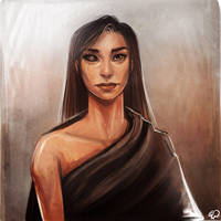 Alexandria Unmasked by lonsheep