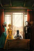 The Ambassadors by lonsheep