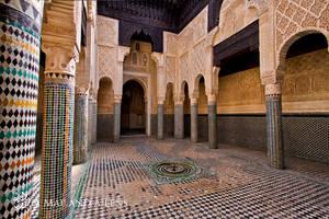 Sala: Al Madrassa by Mgsblade