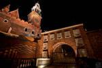 Krakow: Wawel Castle by Mgsblade