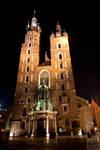 Krakow: St'Mary's by Mgsblade