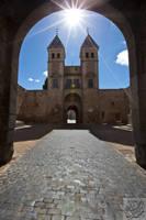 Toledo: Main Gate by Mgsblade