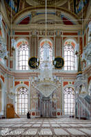 Ortakoy Mosque Interior by Mgsblade