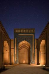 Termez: Sultan Saodat Ensemble by Mgsblade