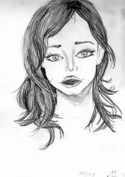 An American girl by kyrary666