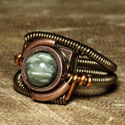 steampunk jewelry T by CatherinetteRings