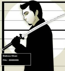 Babrus Khan by SoulKittyHi5s
