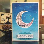 Shaker Card - Eid by SoulKittyHi5s