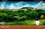 Proton Photography Website by BadDevilTune87