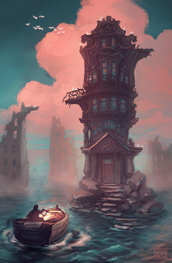Boatsman's Call by Ilyich