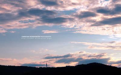 Colorful Sky by binaryriot