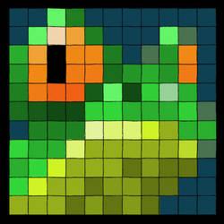 Froggy Days by binaryriot