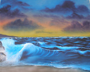 Seascape by Patryn-Sartan