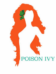 Poison Ivy graphic design by Treebuzza