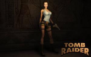 Simple Tomb Raider by luciferFlash