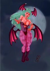 Morrigan by JCCabs