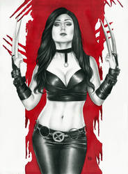 X-23 by leiaolliver