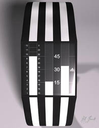 adidas watches, concept II by hsmadi