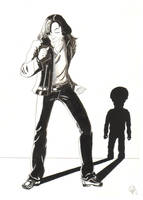RIP Michael Jackson. by bupple