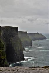 Cliffs of Moher 3 by Rikkanna