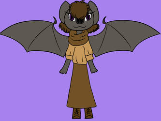 Bat Adopt auction(open) by ParentOfTheDragons