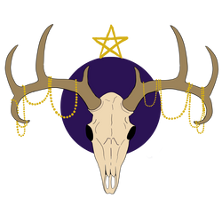 Deer Skull by ParentOfTheDragons