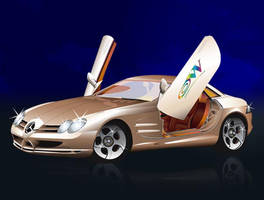 My Benz by owdesigns