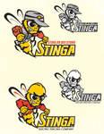 stinga logo by owdesigns