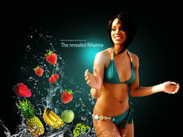 rihanna_bikini_reveal by owdesigns