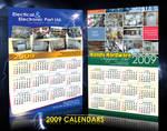 2009 calendar by owdesigns