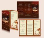 Wedding program by owdesigns