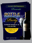 Bottle Party Flyer by owdesigns