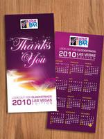 Thank you card by owdesigns