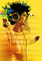 Music that comforts by owdesigns