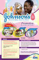 Johnson's promo Poster by owdesigns