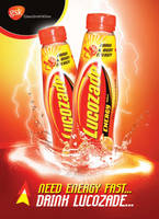 Lucozade energy by owdesigns