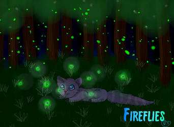Contest :Fireflies: by D-Strawberry