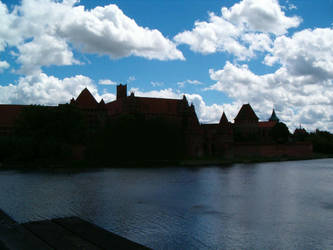 Malbork 2 by accidentalpicasso