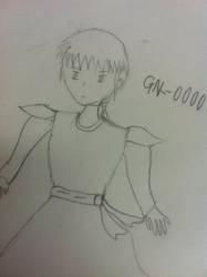 Gundam 00 female version by liver01