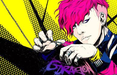 Happy Birthday G Dragon! :) by RedStarship