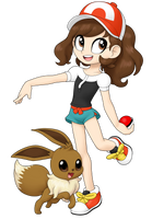 Lets Go, Eevee! by R-Poole