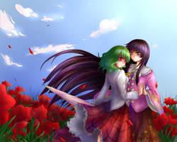 ...:amaryllis:... by Ma-ze-ru