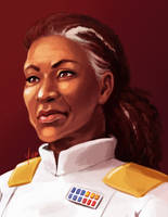 Patreon Reward - Rae Sloane by yinza